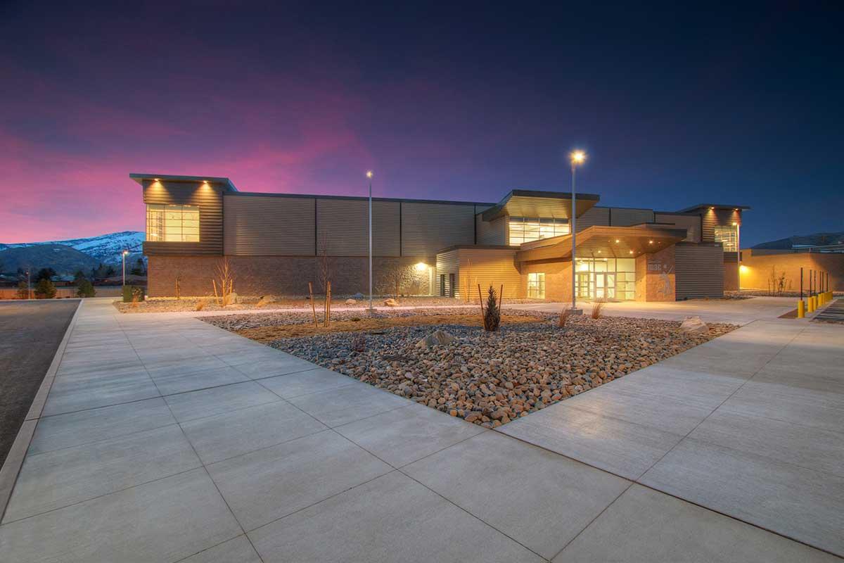 Multi-Purpose Athletic Center