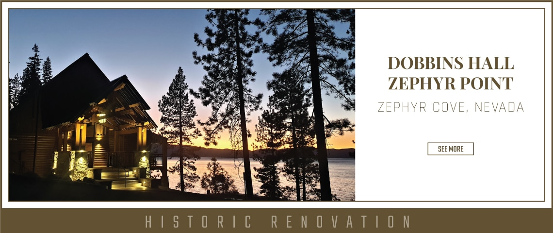 Recent Pojects - Zephyr Point