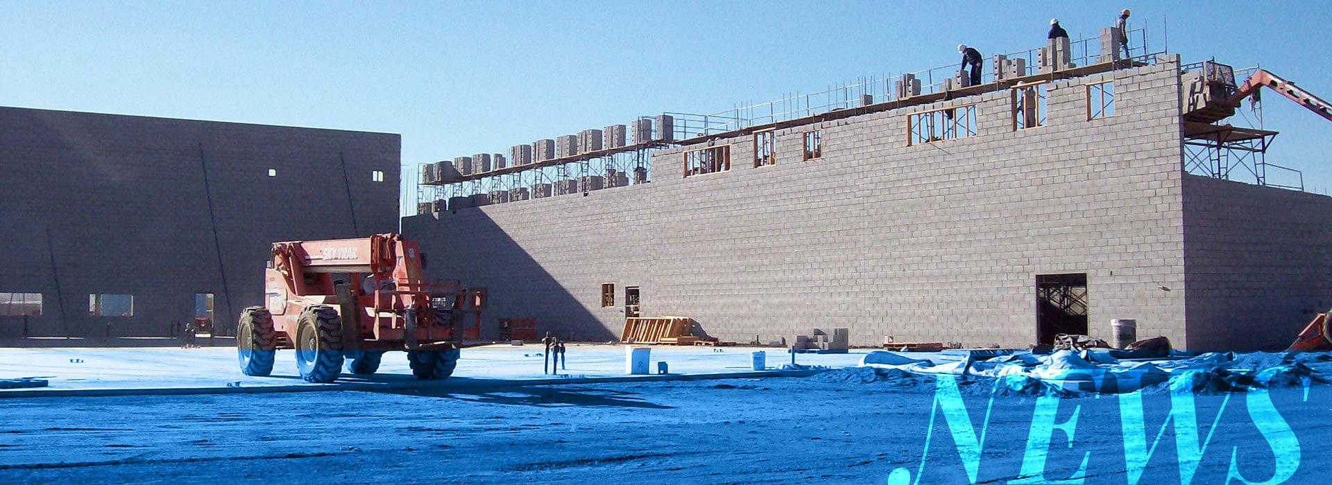 miles construction news